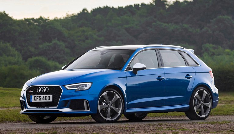 audi rs3 review 2019 what car