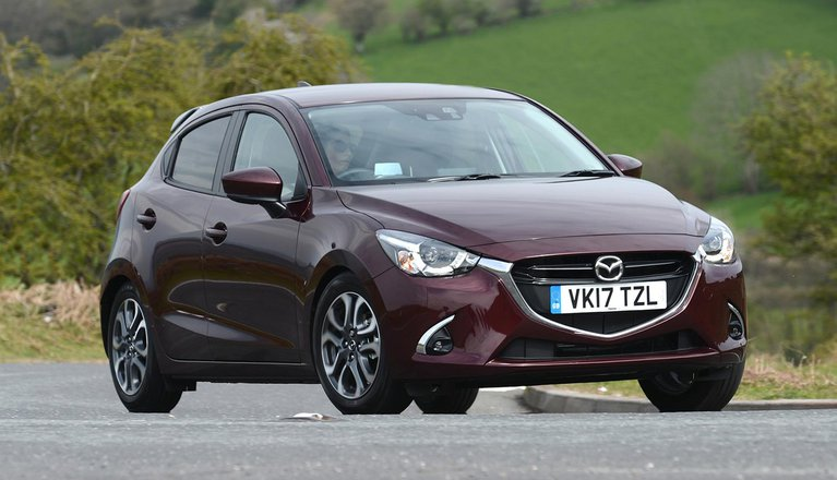 Used Mazda 2 2015-present