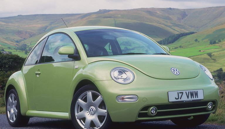 Used Volkswagen Beetle Hatchback 1999