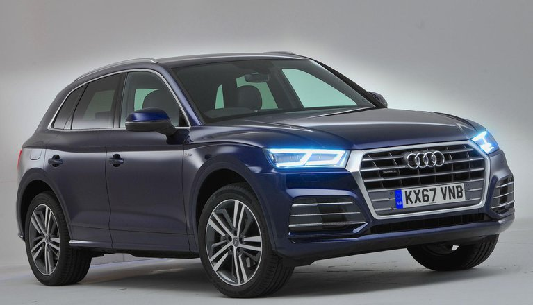 Audi Q5 Black Edition Review And Deals 2019 What Car