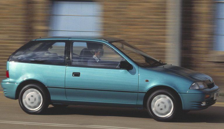 Suzuki Swift Hatchback (92 - 03)