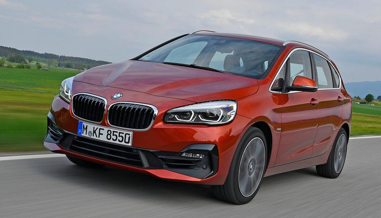 bmw 2 series active tourer review 2019 what car. Black Bedroom Furniture Sets. Home Design Ideas