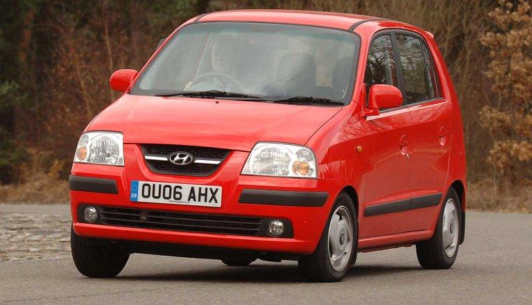 Hyundai Amica Hatchback (00 - 03)