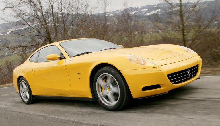 Ferrari 612 Scaglietti (04 - 12)