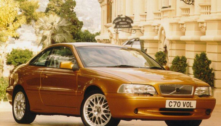 Volvo C70 Coupe (97 - 06)