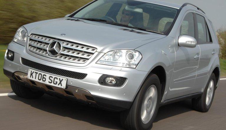 Mercedes-Benz M-Class 4x4 (05 - 12)