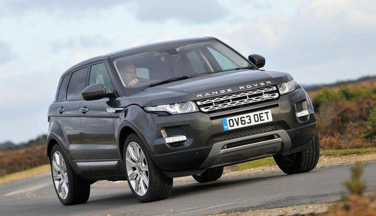 Used Range Rover Evoque 2011-present
