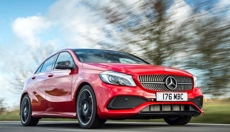Used Mercedes-Benz A-Class 13-present