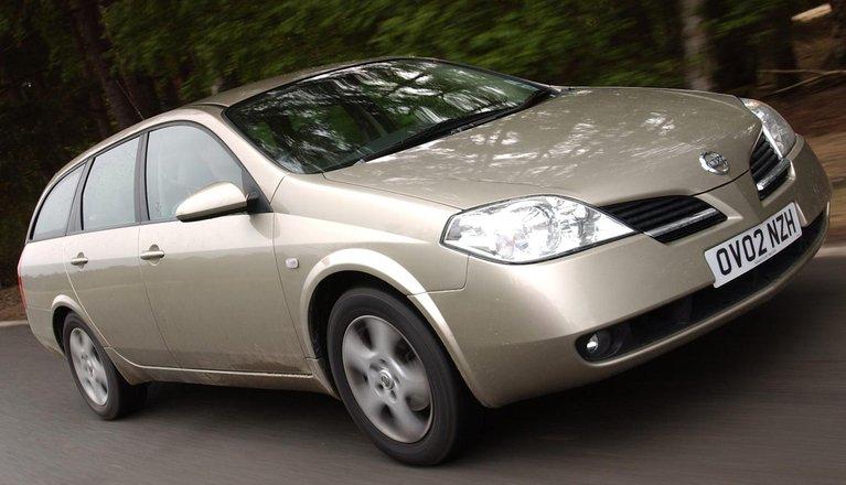 Nissan Primera Estate (02 - 06)