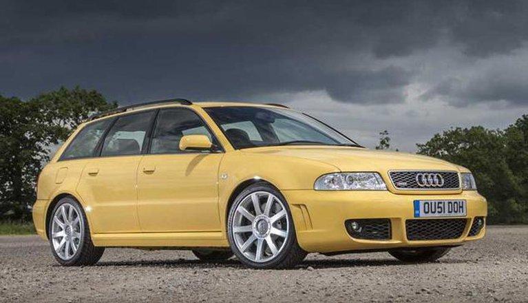 Audi A4 Avant (95 - 01)