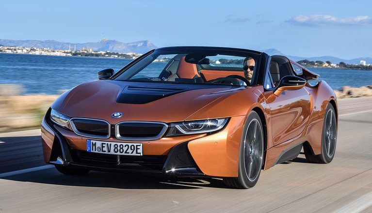 Bmw I8 Roadster Review 2019 What Car