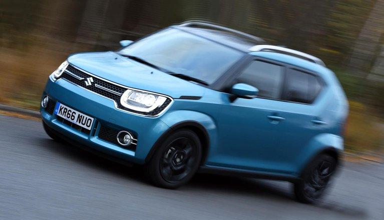 Suzuki Ignis Review 2019 What Car