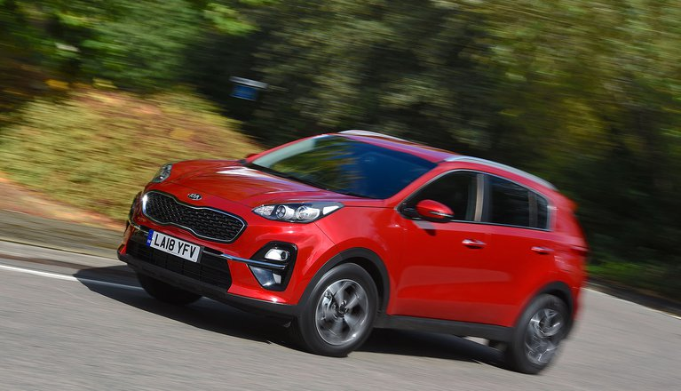 Kia Sportage Interior, Sat Nav, Dashboard | What Car?
