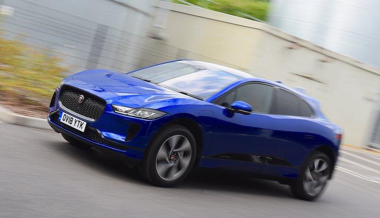 Jaguar I Pace Review 2019 What Car