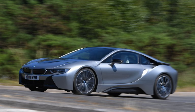 Bmw I8 Interior Sat Nav Dashboard What Car