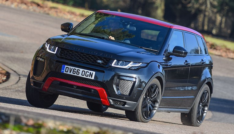 Land Rover Range Rover Evoque Review 2019   What Car  3ff421977d