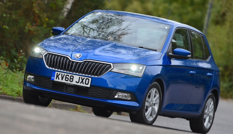 Skoda Fabia Review 2019 What Car