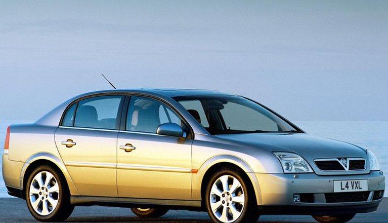 Vauxhall Vectra Saloon 2002