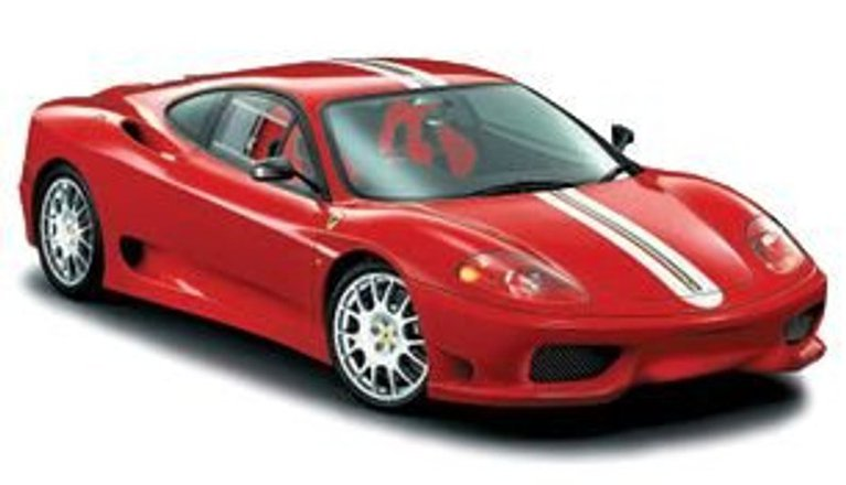 Ferrari 360 Coupe
