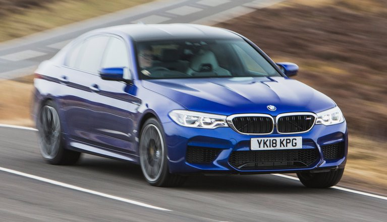 Bmw M5 Review 2019 What Car