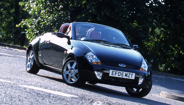 used ford streetka review 2003 2005 what car. Black Bedroom Furniture Sets. Home Design Ideas