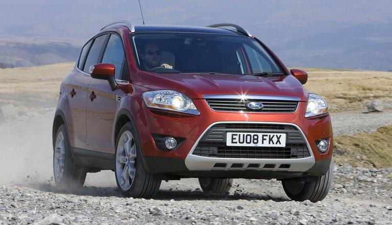 Used Ford Kuga 2008-2013