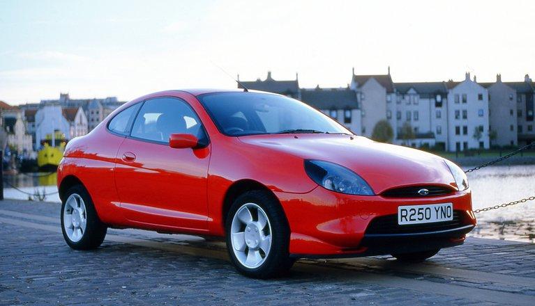 Used Ford Puma Coupe 1997 - 2002