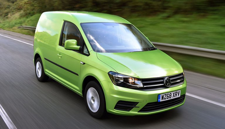 Volkswagen Caddy Review 2019 What Car