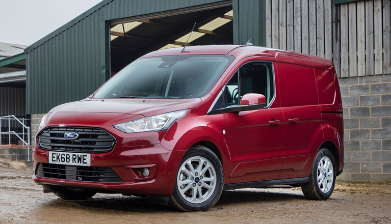 ford transit connect review 2019 what car. Black Bedroom Furniture Sets. Home Design Ideas