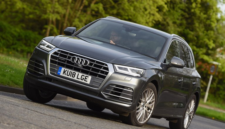 Audi Q5 Review 2019 What Car