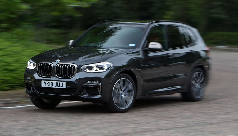 bmw x3 xdrive m40d 5dr step auto 2019 review what car. Black Bedroom Furniture Sets. Home Design Ideas