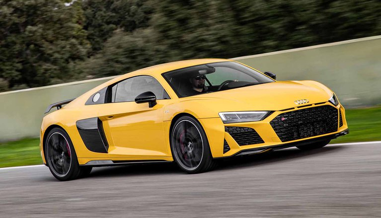 Audi R8 Review 2019 What Car