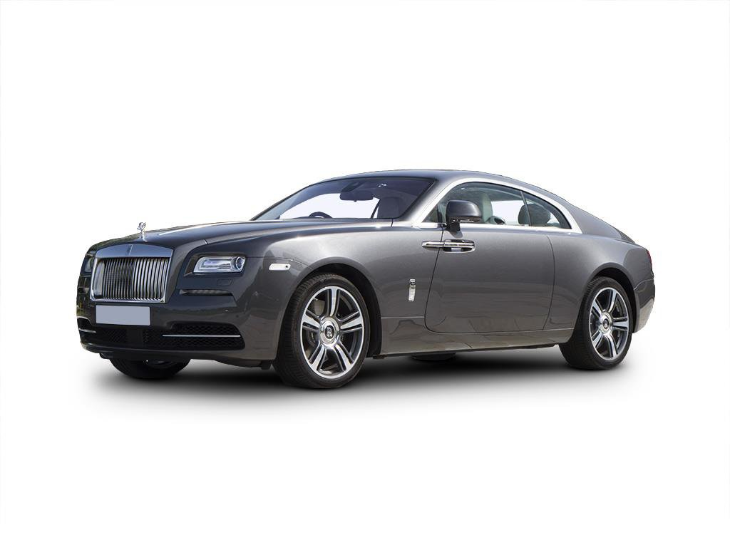 Best New Rolls-Royce Wraith deals & finance offers