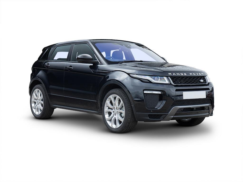 Best New Land Rover Range Rover Evoque 4x4 deals & finance offers