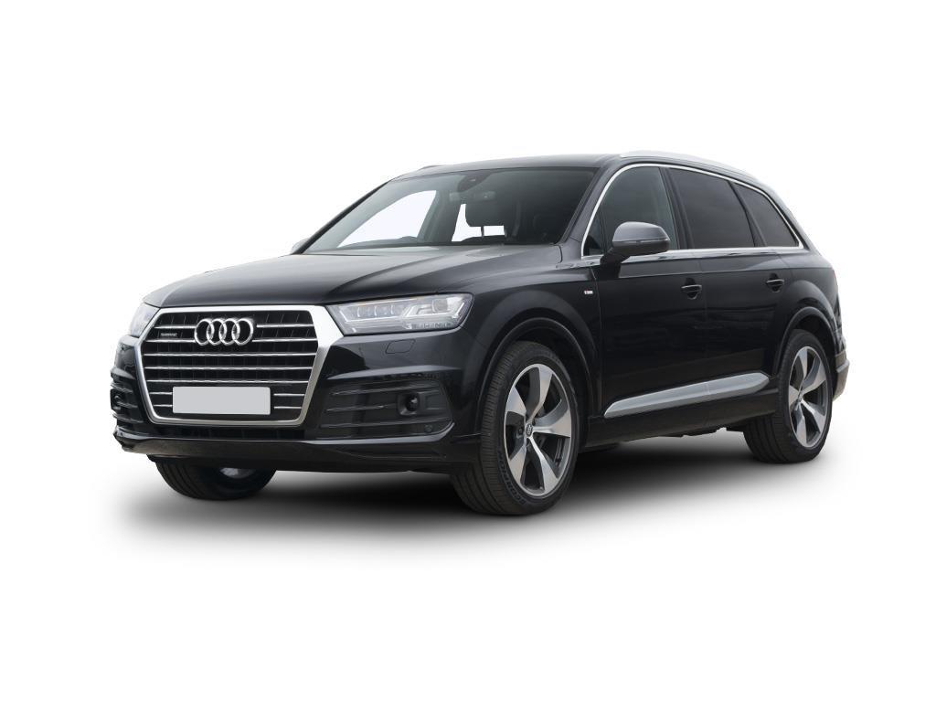 Best New Audi Q7 4x4 deals & finance offers