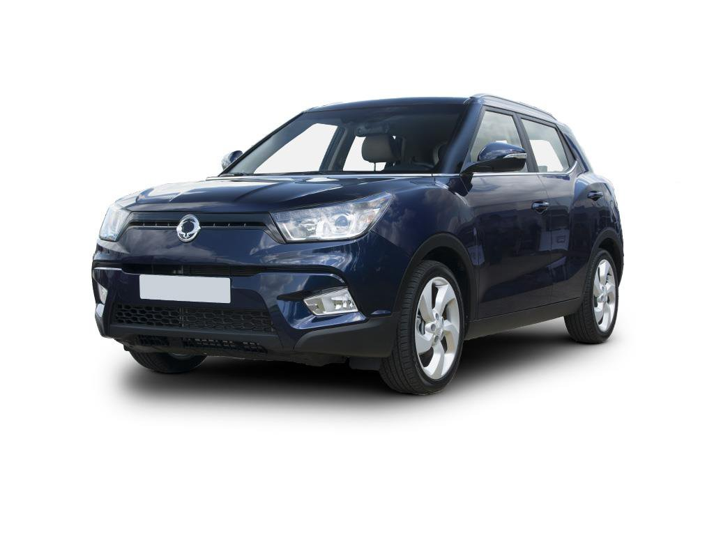 Best New Ssangyong Tivoli Hatchback deals & finance offers