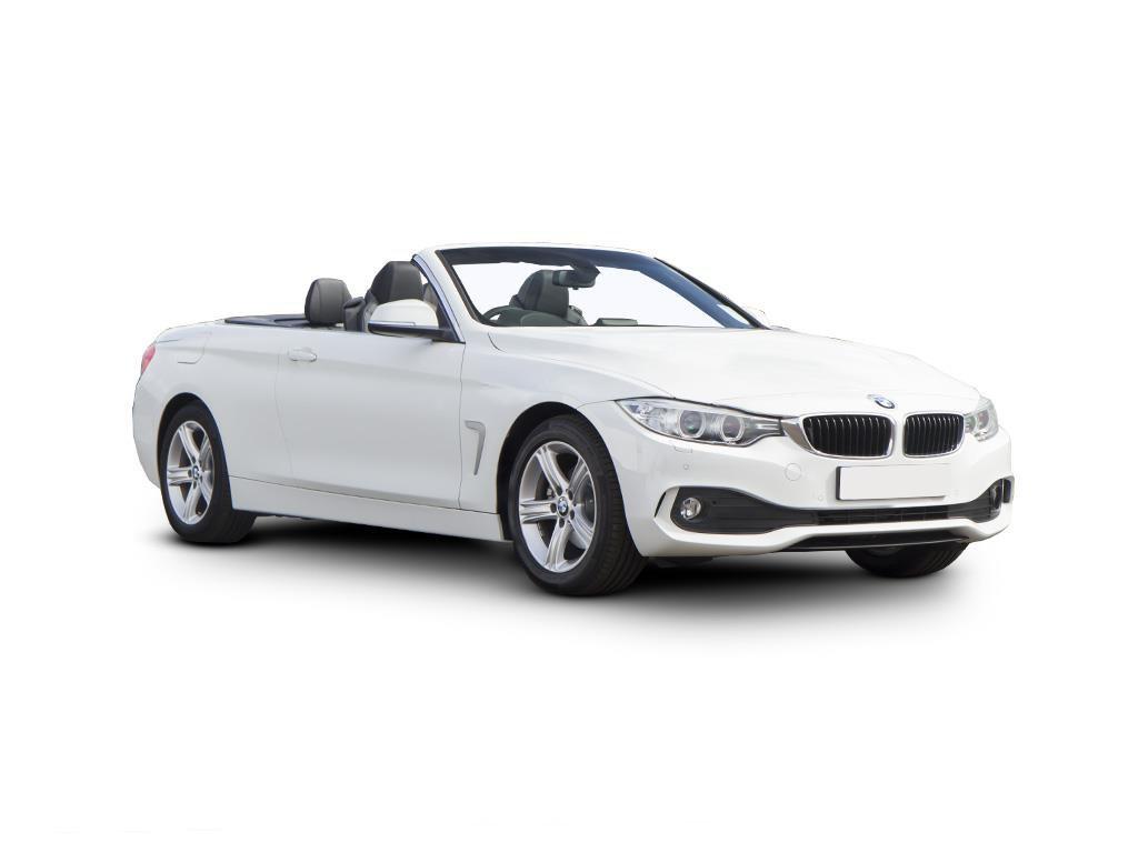 Best New BMW 4 Series Convertible deals & finance offers