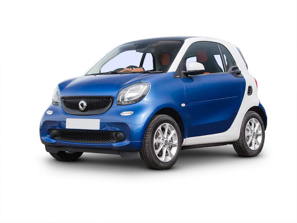 Best New Smart Fortwo Coupe City-Car deals & finance offers
