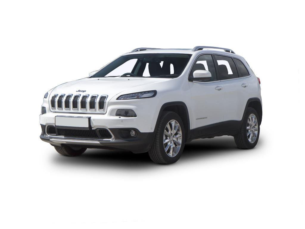 Best New Jeep Cherokee 4x4 deals & finance offers