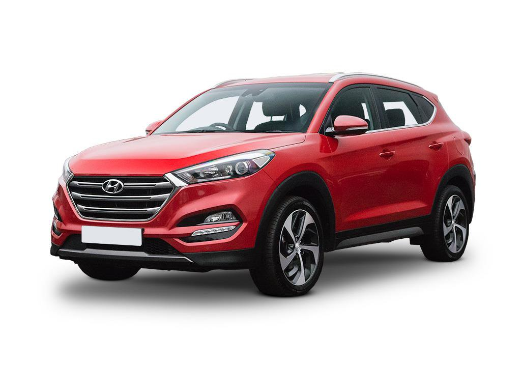 Best New Hyundai Tucson 4x4 deals & finance offers