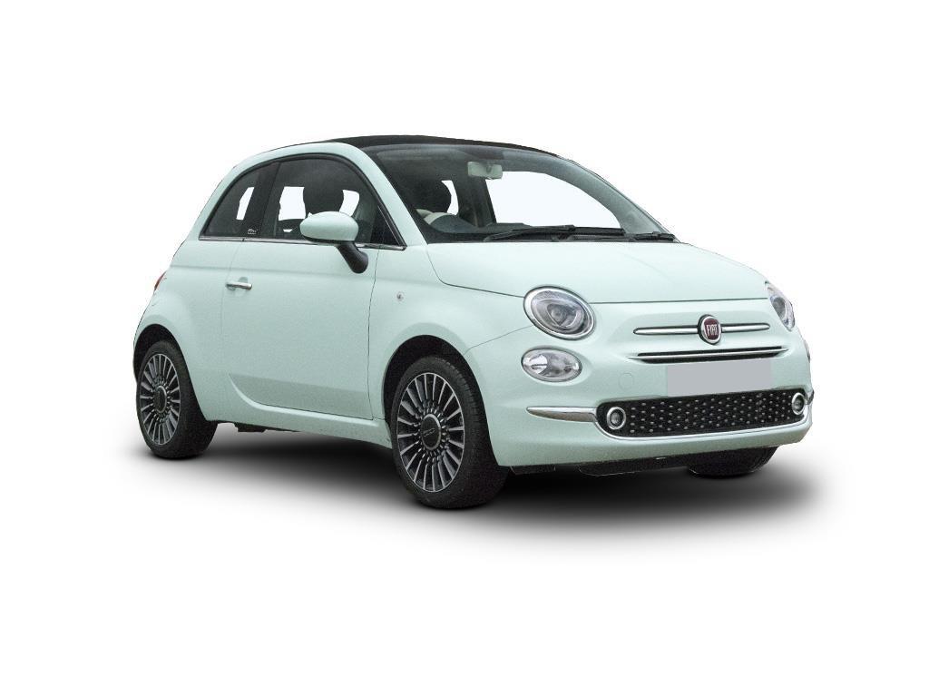 Best New Fiat 500C deals & finance offers