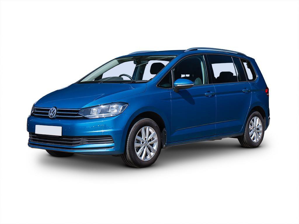 Best New Volkswagen Touran MPV deals & finance offers