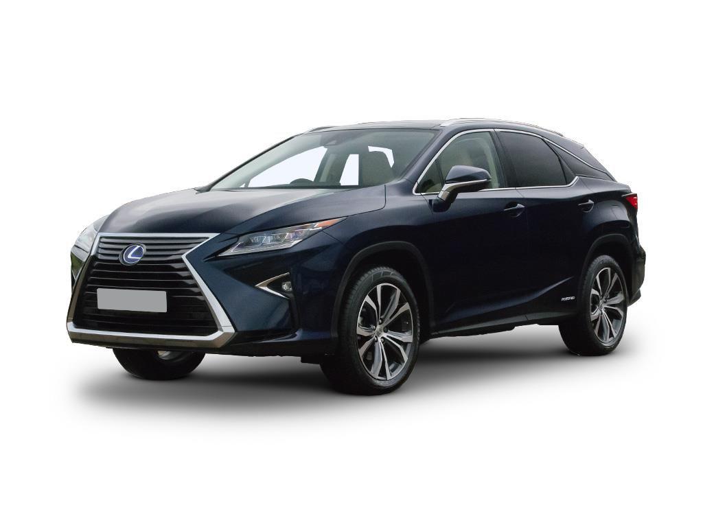 Best New Lexus RX 4x4 deals & finance offers