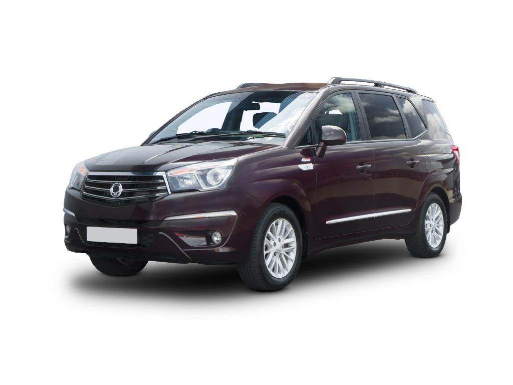 Best New Ssangyong Turismo MPV deals & finance offers
