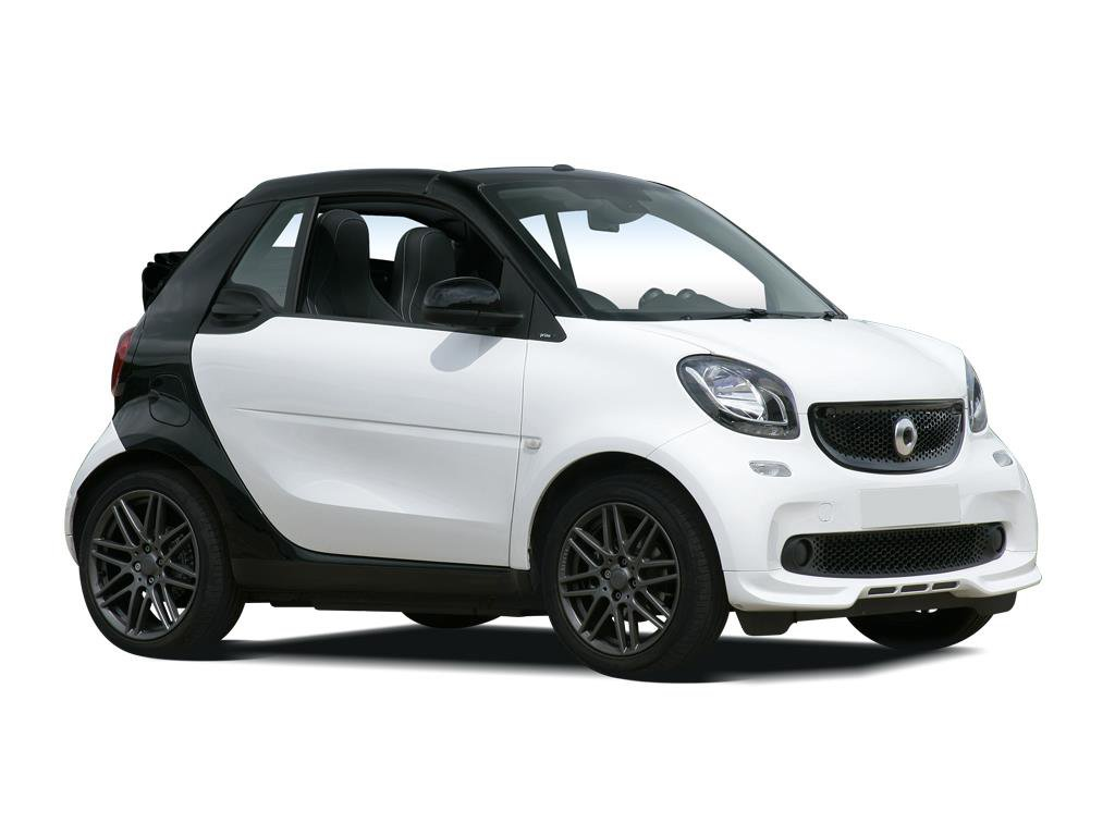 Best New Smart ForTwo Cabrio deals & finance offers