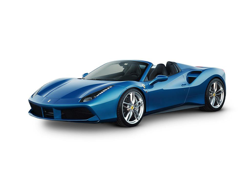 Best New Ferrari 488 Spider deals & finance offers