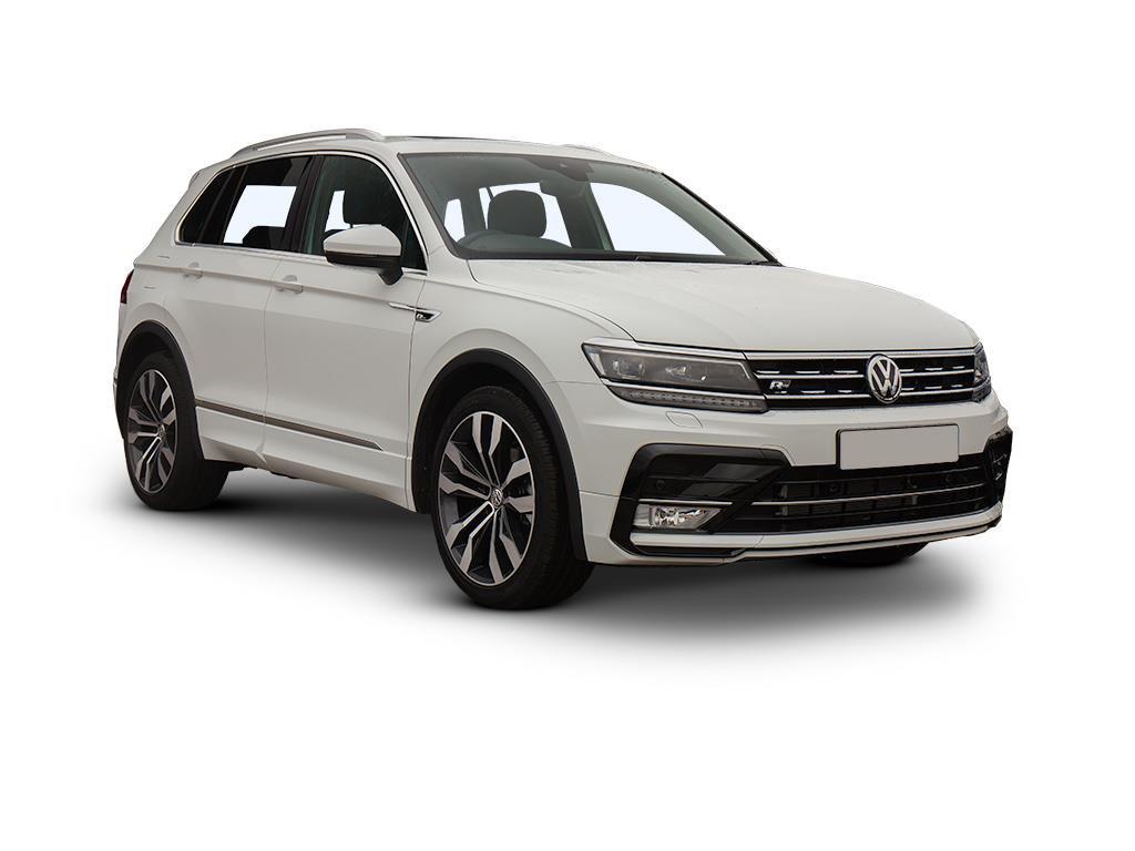 Best New Volkswagen Tiguan Estate deals & finance offers