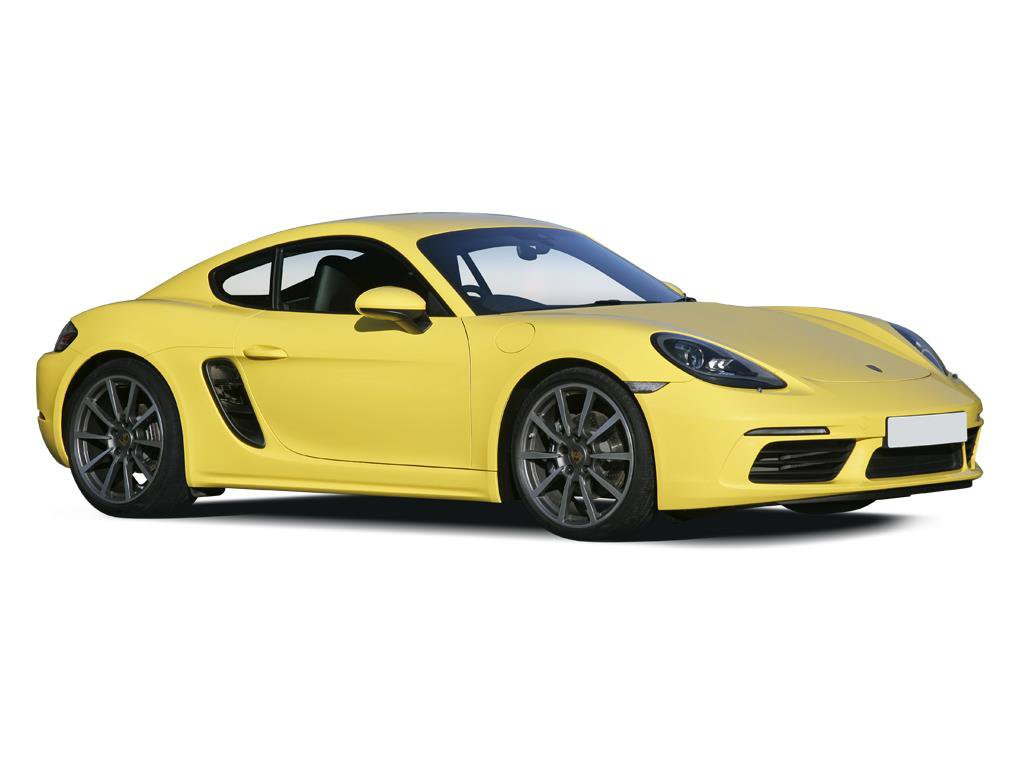 Best New Porsche 718 Cayman deals & finance offers