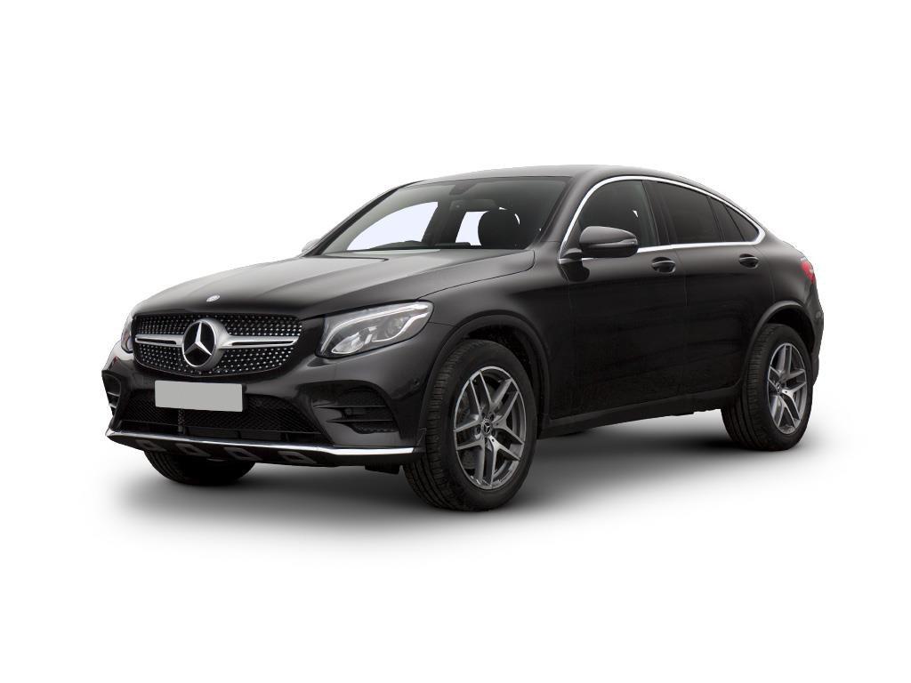 Best New Mercedes-Benz GLC Coupé deals & finance offers