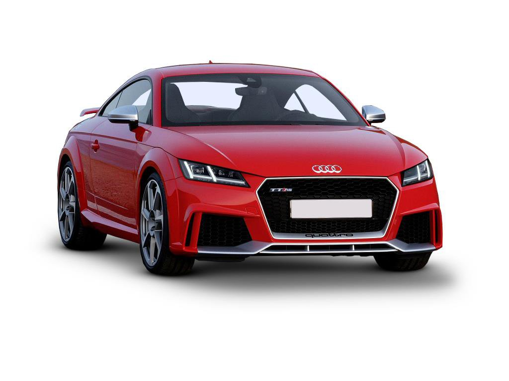 Best New Audi TT Coupe deals & finance offers